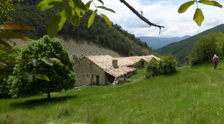 Le GR 91 du Vercors à la Drôme