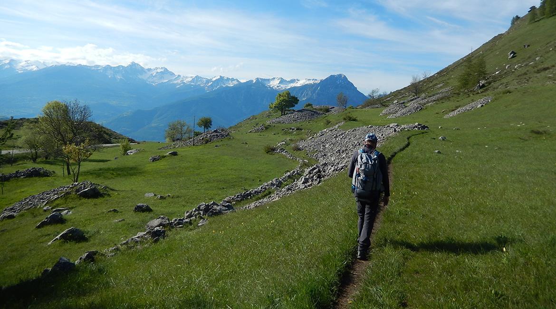 Le GR 50 Grande traversée du Dauphiné