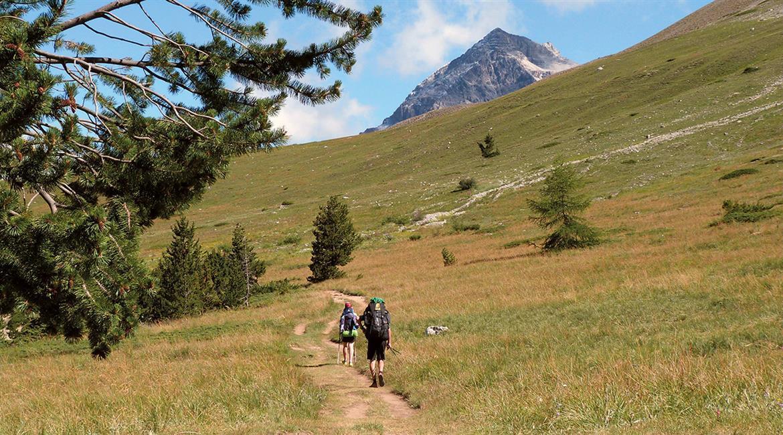 Le GR 5 Traversée des Alpes