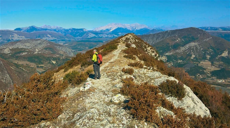 Le GRP Tour des Baronnies Provençales
