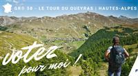 Le GR® 58 Tour du Queyras en lice pour le concours Mon GR